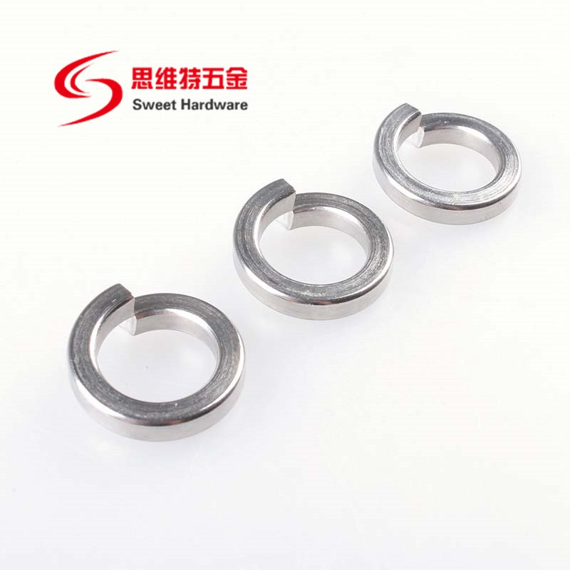 304 316 Stainless Steel A2 A4 GB93 DIN127 Spring Lock clip Washer China Manufacturer