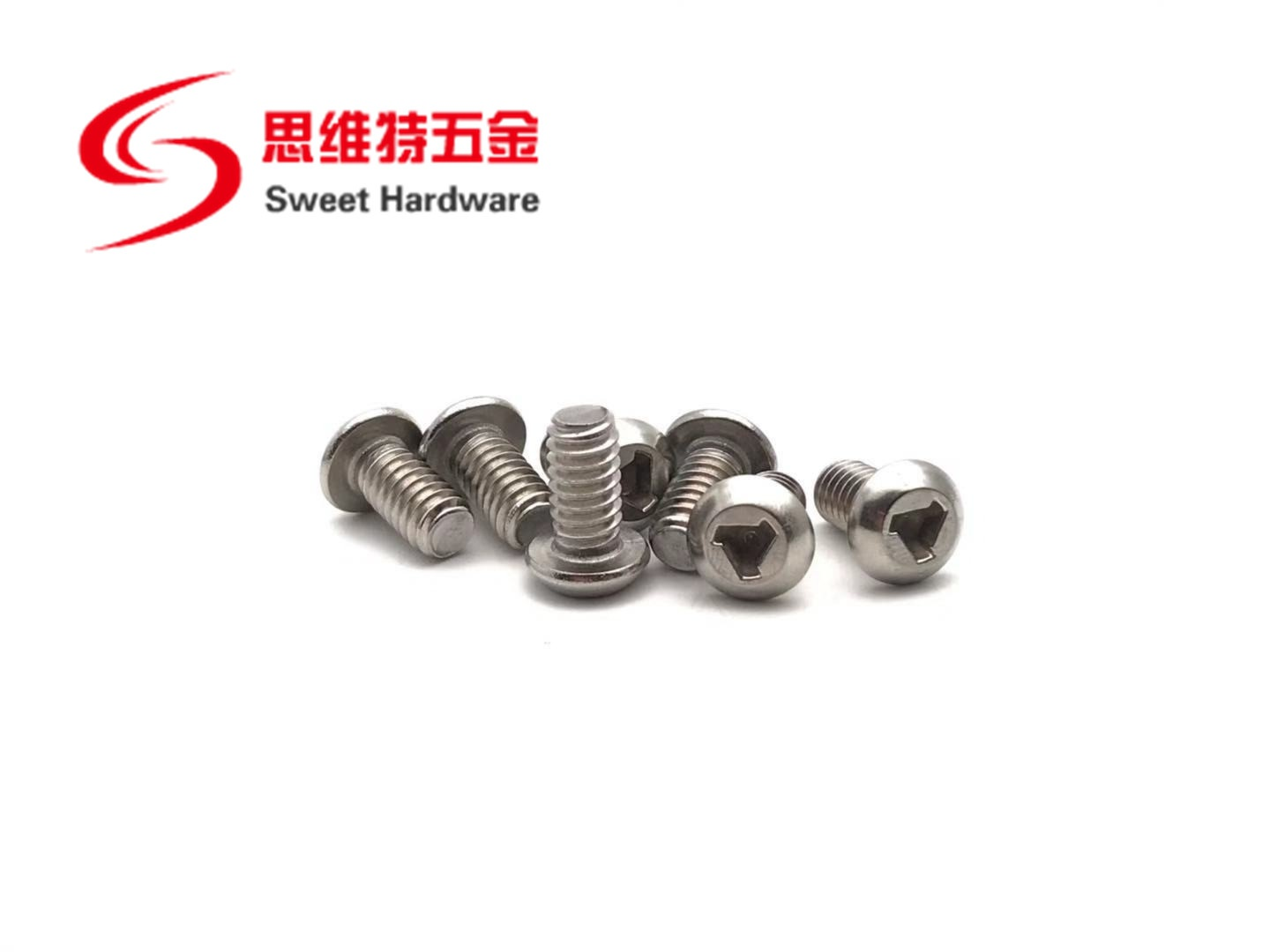 SS304 stainless steel TRI WING screw custimized available