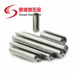 DIN1481 Stainless steel slotted spring pin straight parallel pins