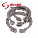 DIN471 retaining circlip snap ring 304 stainless steel ring