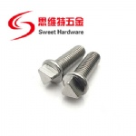 304 stainless steel triangle head anti theft screw M6M8M10 in stock